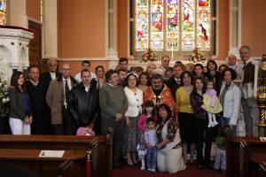 Armenian community in Ireland after Pataraq in Dublin